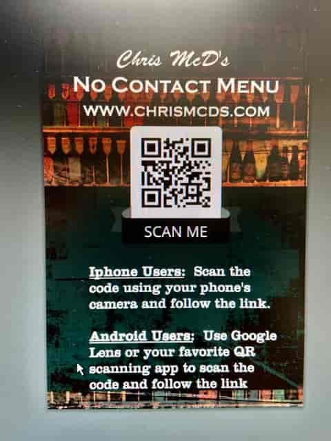 Chris McD's Restaurant & Wine Bar