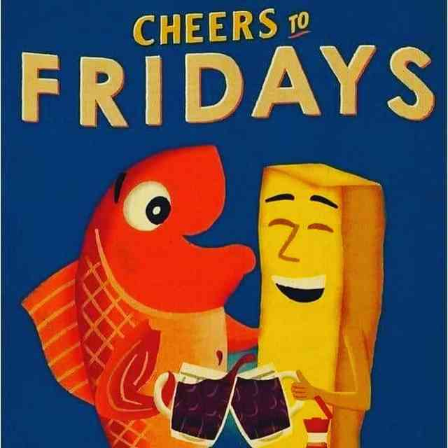 Fish and Chip Fridays!!