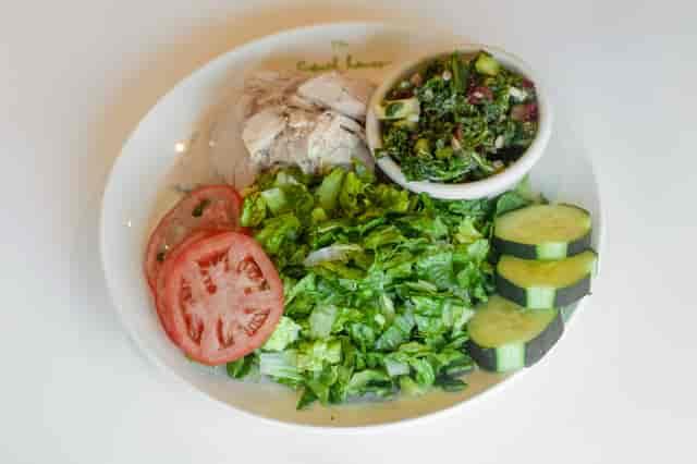 albarcore salad