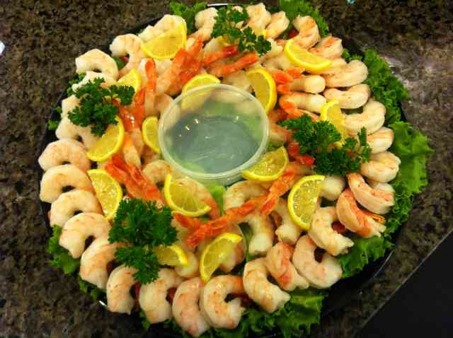 shrimp affair