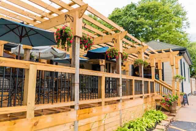 building porch