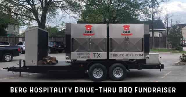 Berg Hospitality Drive-Thru BBQ Fundraiser Final Round