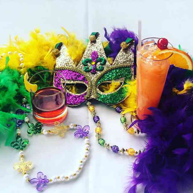 3rd Annual Mardi Gras Brunch