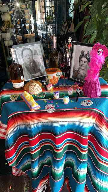 Day of the Dead Brunch - Saturday October, 31st