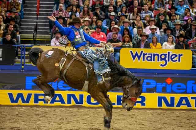 National Finals Rodeo Festivities at B&B