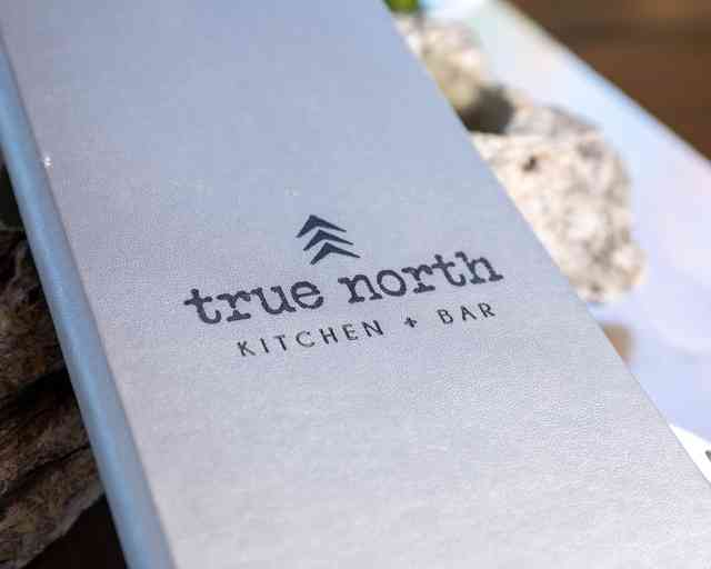 True North Menu