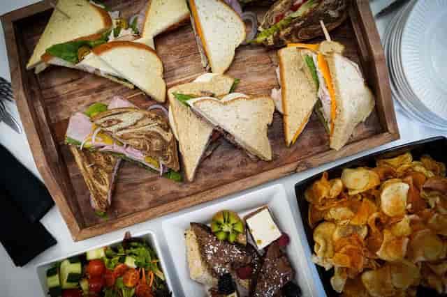 gorument sandwiches