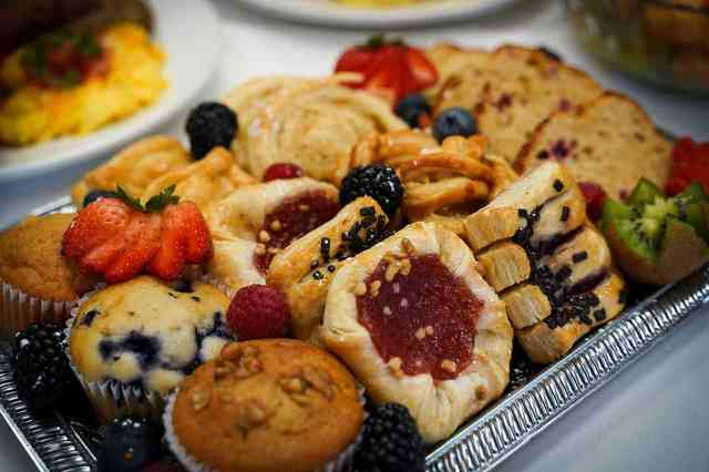 pastries