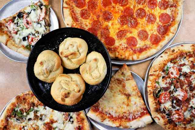 Pizza Cafe Food