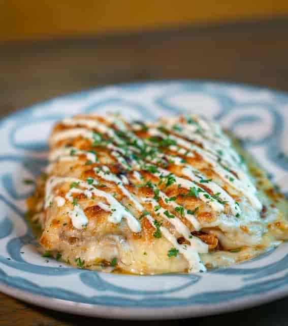 Espadin Chicken Enchiladas
