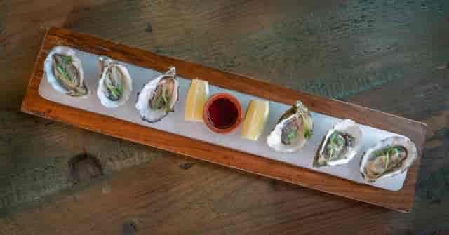 Espadin Oysters