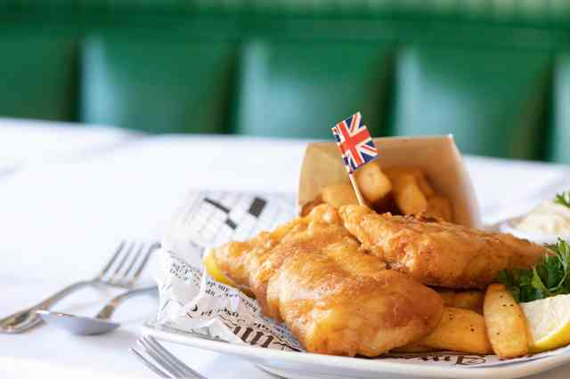 king fish and chips