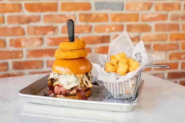 cardiac burger