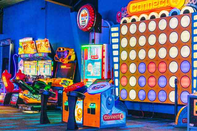 large arcade games