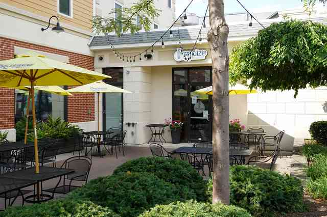 Exterior Patio dining