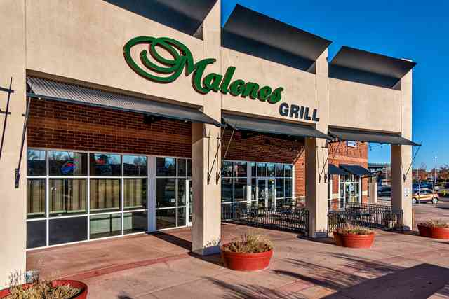 Contact Malone's Grill