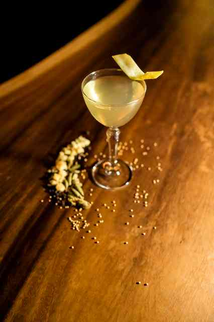 Yellow Cocktail