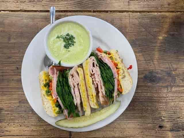 Sandwich & Soup