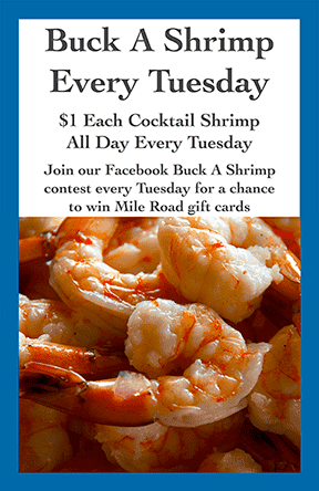 buck a shrimp contest