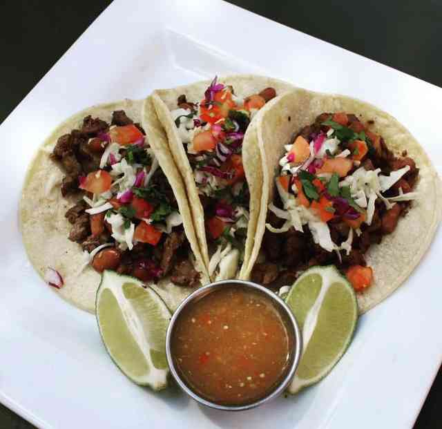 Tacqueira Style Tacos