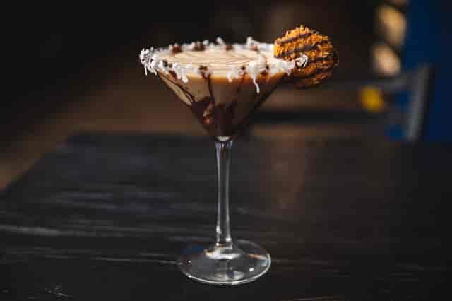 caramel delight martini