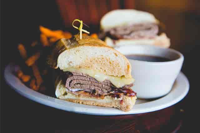duke sandwich