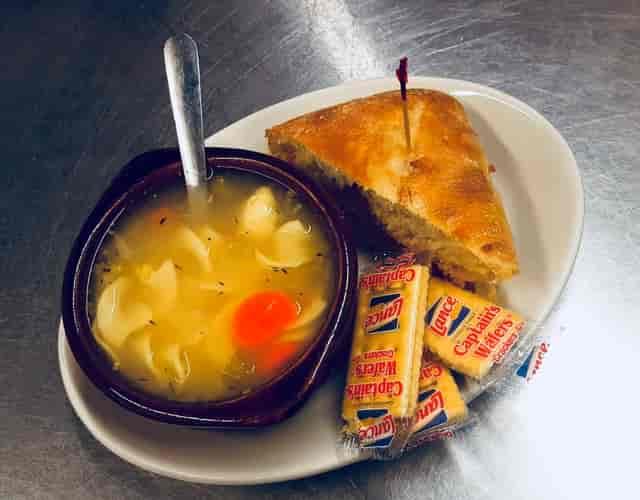 Soup & sandwich specials
