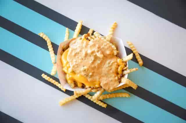 beefy fries