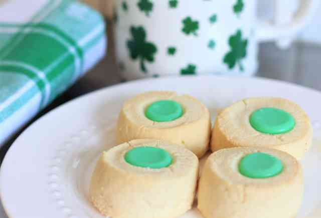 SPD Shortbread Cookies
