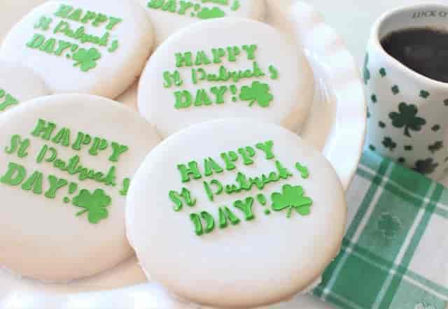 SPD Poured Sugar Cookies