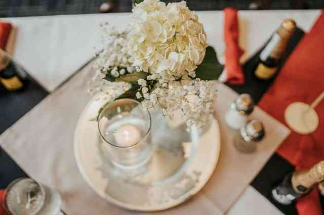 medium glass vases