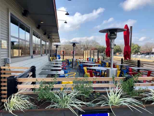 burnet patio