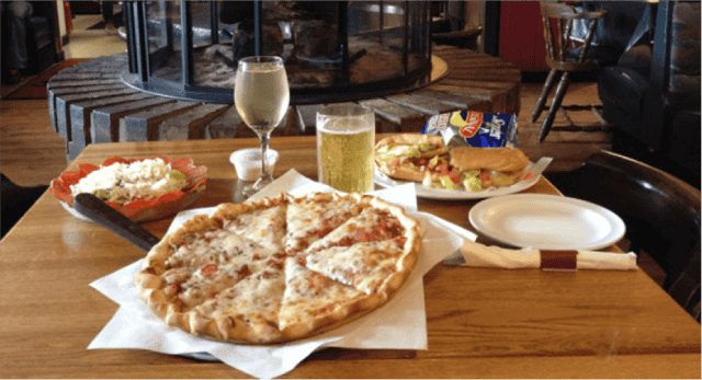 Angie's Pizza