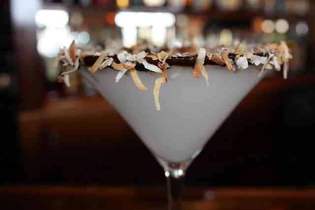 coconut martini