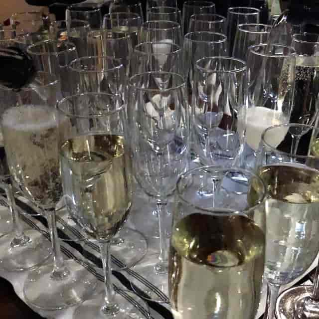 champ glass