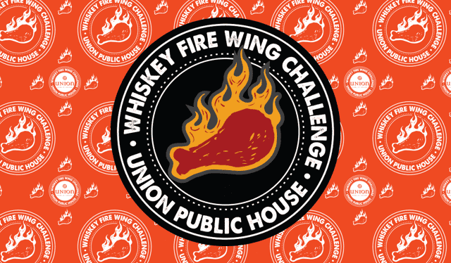Whiskey Fire Wing Challenge