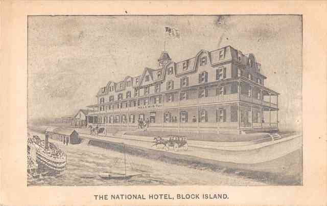 national hotel receipt part
