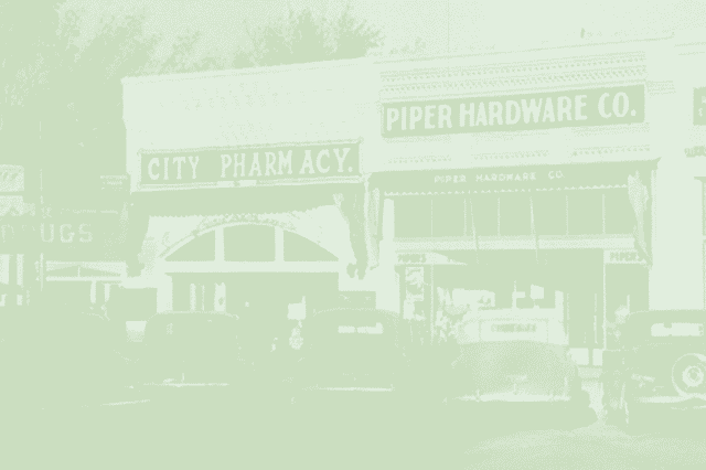 city pharmacy background