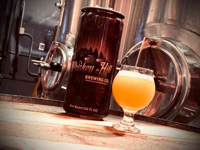 whiskey hill beer