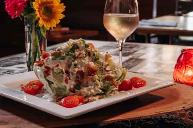 Slice of Ice Salad