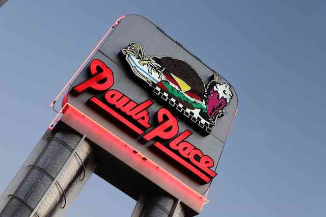 paul's place sign