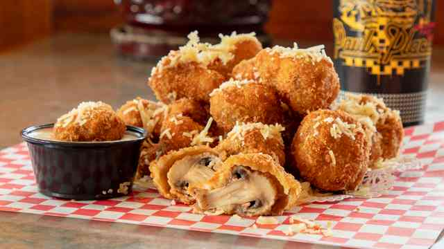 side of fried mushrooms