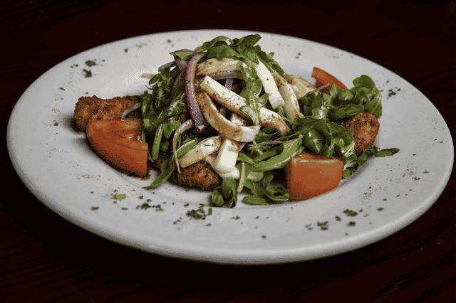 salad dish