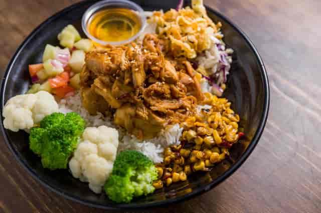 teriyaki bowl