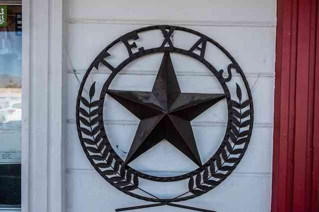 texas decor