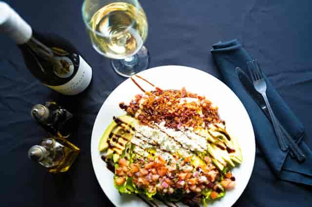 Romaine Salad Dinner