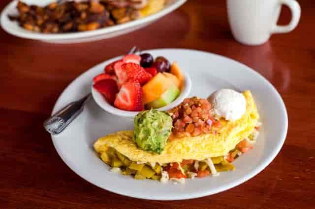 santa fe omelet