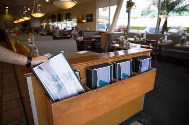 dannys interior menu