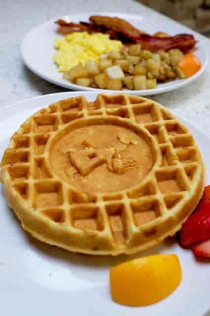 Cornerstone Bakery & Cafe Waffle
