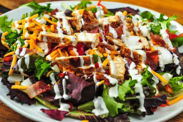 Motherclucker salad